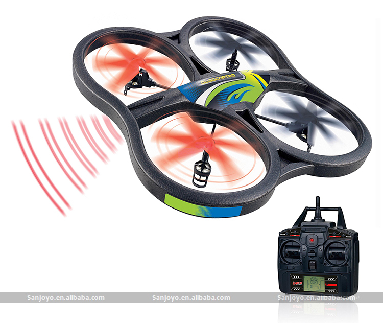 Big Drone Ufo For Sale SJY X129L Rc W LCD Screen