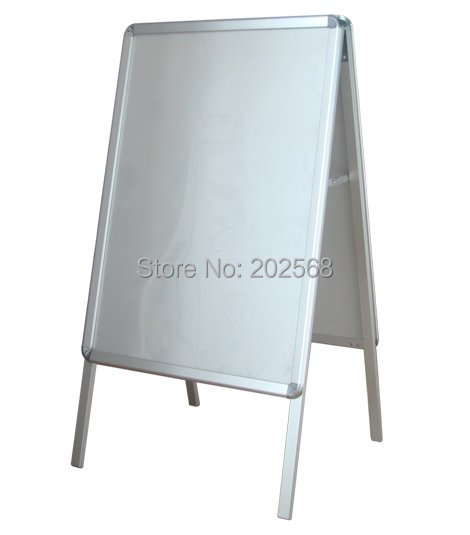 Cheap Double Side A Board Poster Frame, find Double Side A Board ...