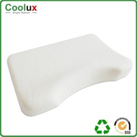 china thin viscoelastic memory foam pillow manufacture