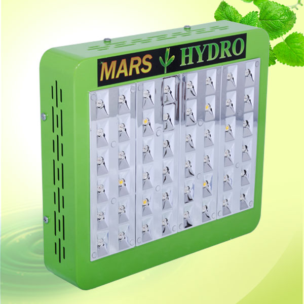 Marshydro Hydroponics Systems Vertical Led Plant Grow Lamp Indoor ...