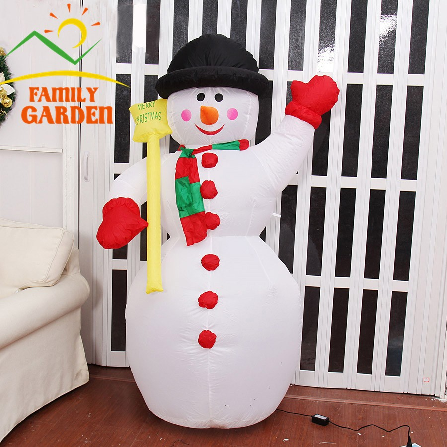 Cheap Inflatable Yard Decorations: Best Wholesale Inflatable Snowman Yard Christmas Holiday