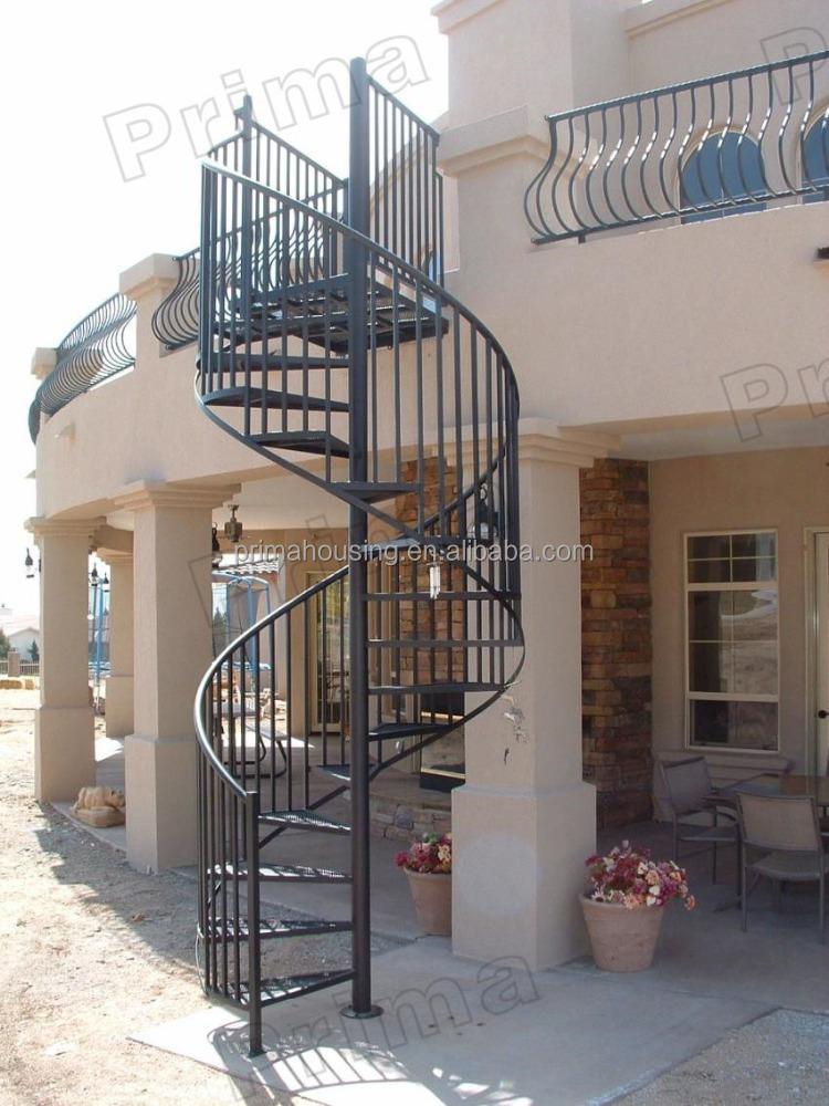 خارجي مستعمل السلالم الجاهزة للبيع ، الحديد الدرج ل أسعار