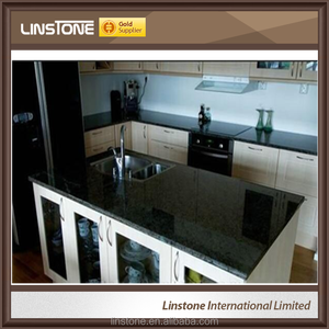 Good Quality Verde Ubatuba Grantie Kitchen Countertops