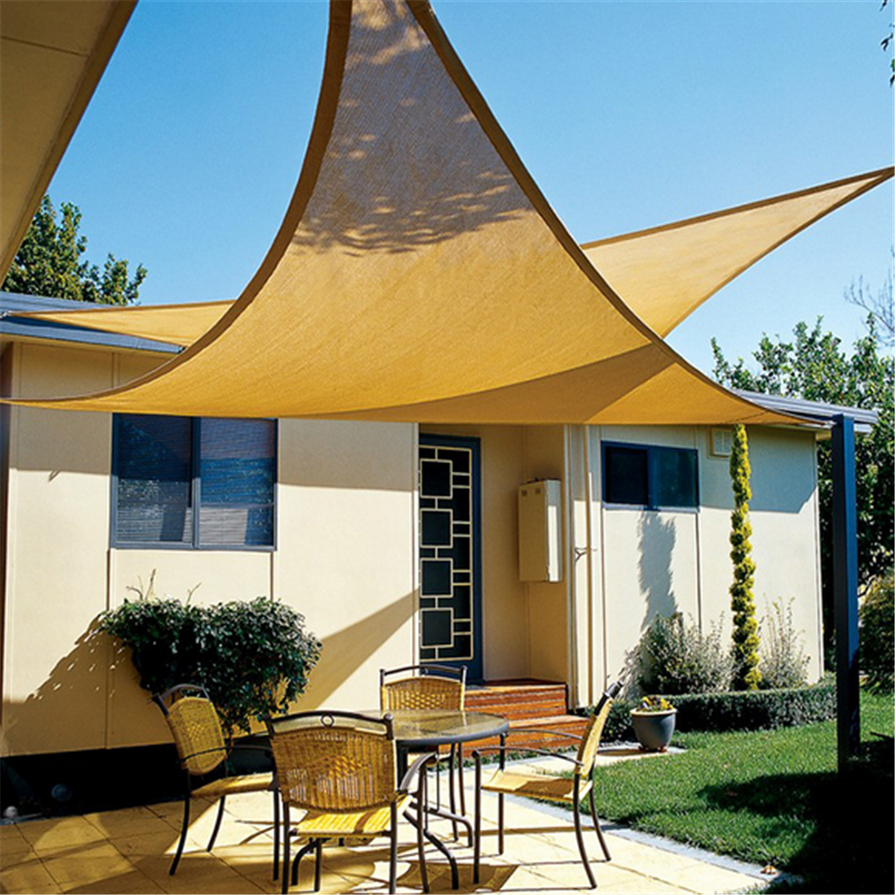 Voile D Ombrage Grand Vent protection uv protection solaire calorifugé voile d'ombrage