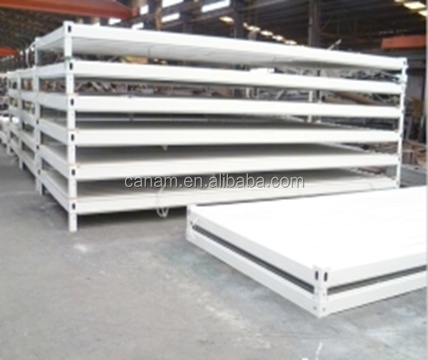 CANAM-EPS sandwich panel for small house/portable house/poultry house