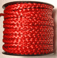 Bolo Leather Braided Cord