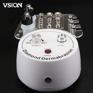 Facial Hydro-Dermabrasion Equipment Crystal Microdermabrasion Peeling Machine For Sale