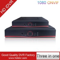 China Top Quality Three In One 4 Channel CCTV DVR PCI Card H.264