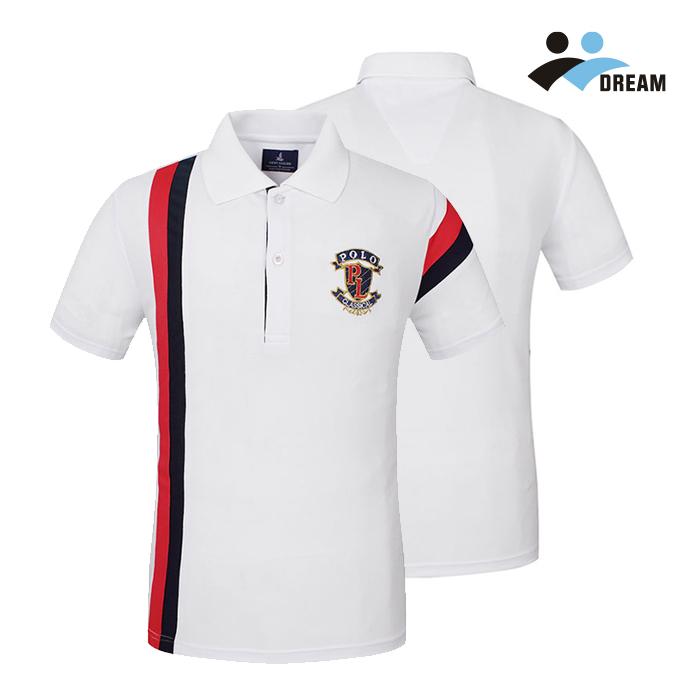 High Quality Mens Customized Office Uniform Design Polo Shirt With Your Embroidered Logo