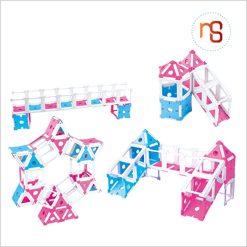 Hot selling funny toys colorful 3D bulding block with good price