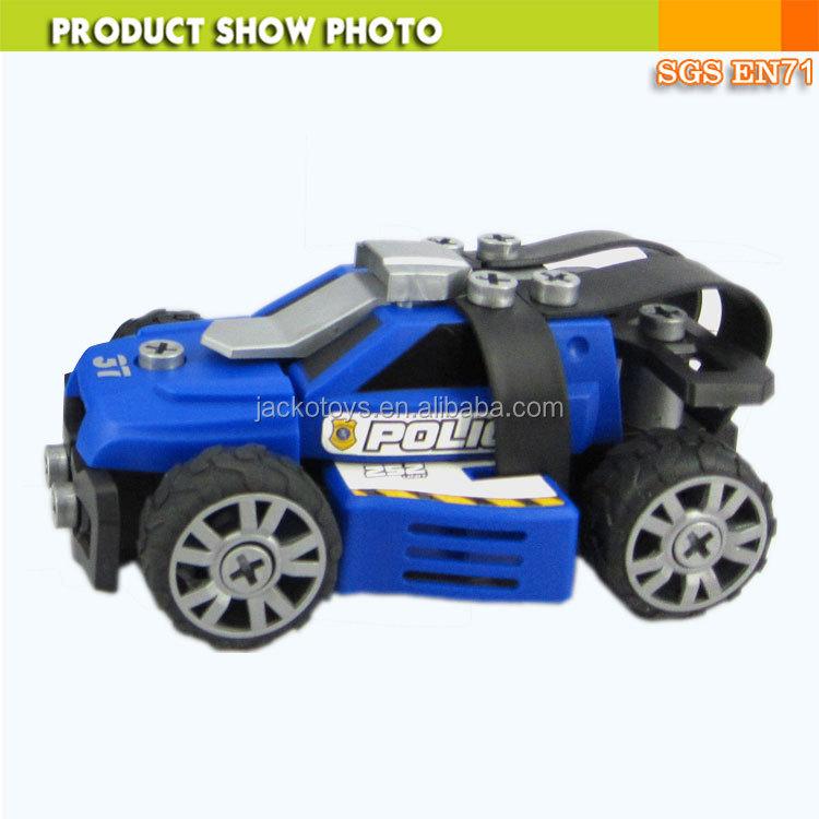 Buy Product On Desmontar Diy coche Niños Policía Juguete Coche Juguete desmontar Del Juguetes Policía If6ygmYb7v