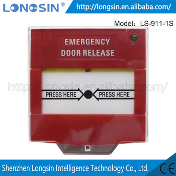 China Manufacturer Plastic Emergency Break Glass Manual Call Point For Key  - Buy Fire Alarm Beeping,Fire And Security Jobs,Simplex Fire Alarm Product