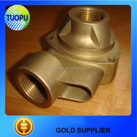Supply high quality brass/copper/bronze die casting parts/sand casting parts
