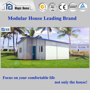 beautiful light steel structure the prefab house for sale