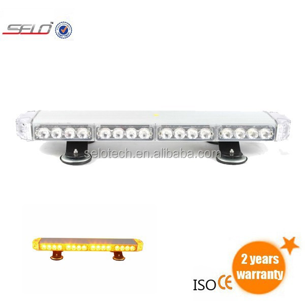 Car Safety MiNi LED light bar Police Motorcycle Lightbar