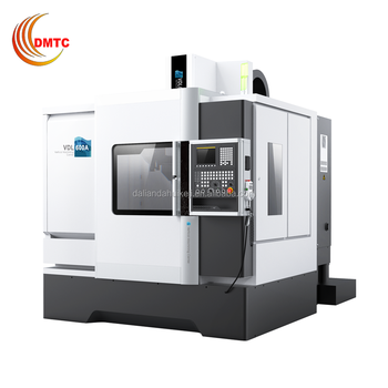 VDL600A High Precision Vertical Machining Center With CE
