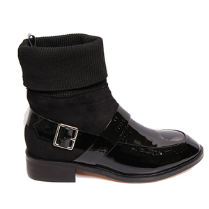 New Fashion women's winter mid-calf half boots