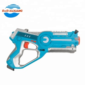 Two guns shooting game infrared ray laser tag gun for kids