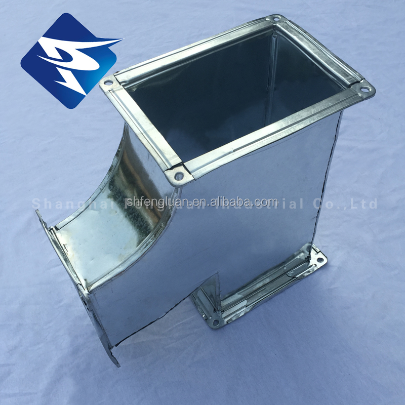 Air Duct/Air Ducting/Air conditioning duct ventilation fittings