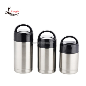 800ml 1000ml 1200ml Stainless steel thermos vacuum food flask
