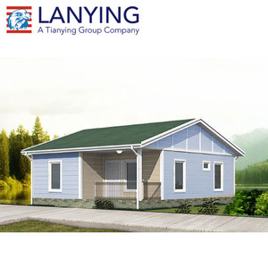 2 bedroom prefab homes with strict quality control standards