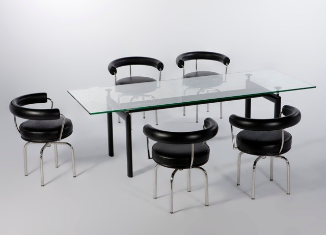 Replica Moderne Klassieke Stoelen Le Corbusier Lc7 - Buy Product ...