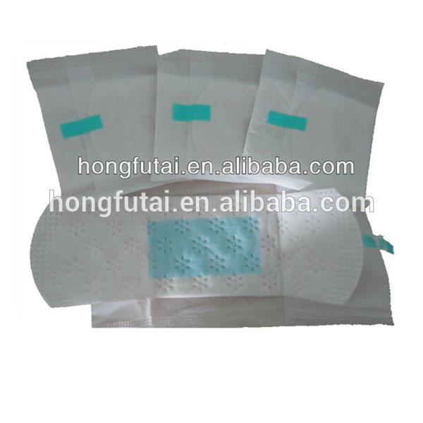 Cotton Sanitary Napkin Lady Pad Manufacturer Wholesale Price with All Sizes
