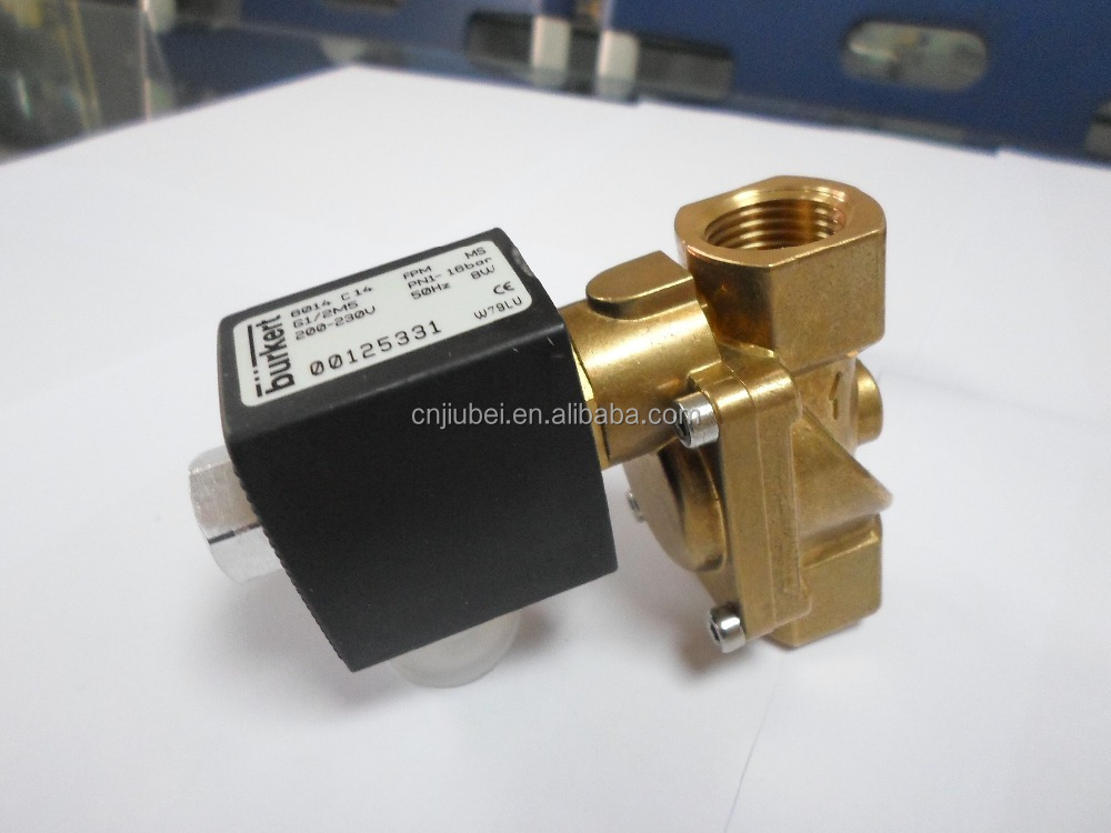 110V Air Compressor blow down Solenoid Valve Deflated solenoid valve