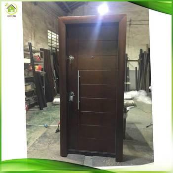 Turkey Solid Core Steel Door,Steel Frame Door Solid - Buy Solid ...