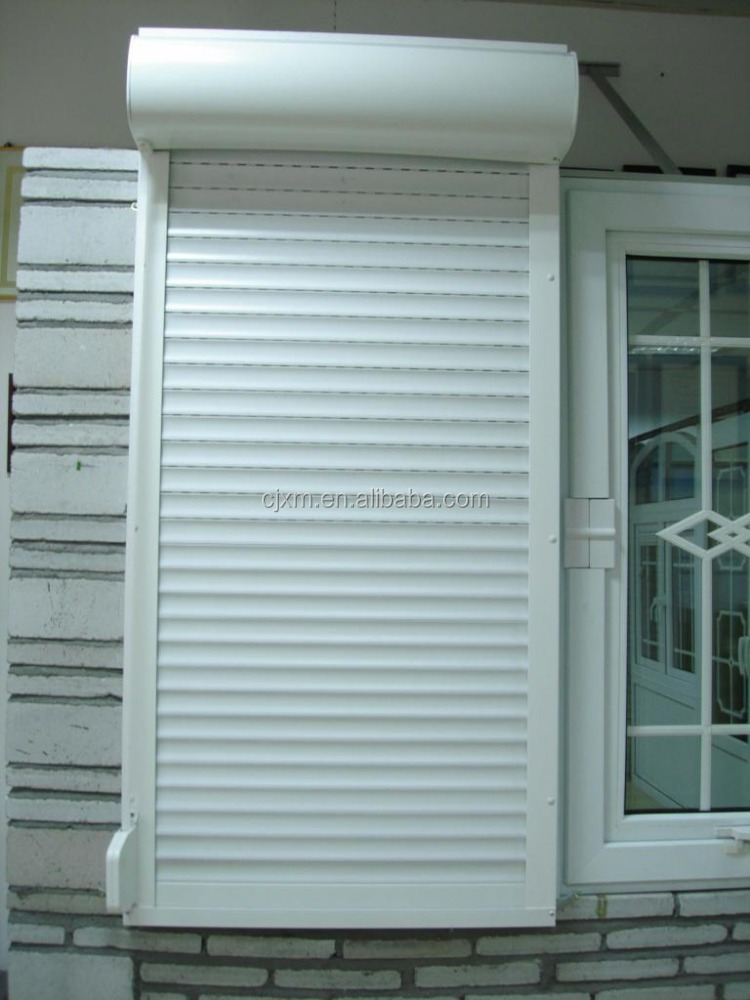 Motorized security Motorized aluminum extrusion profile