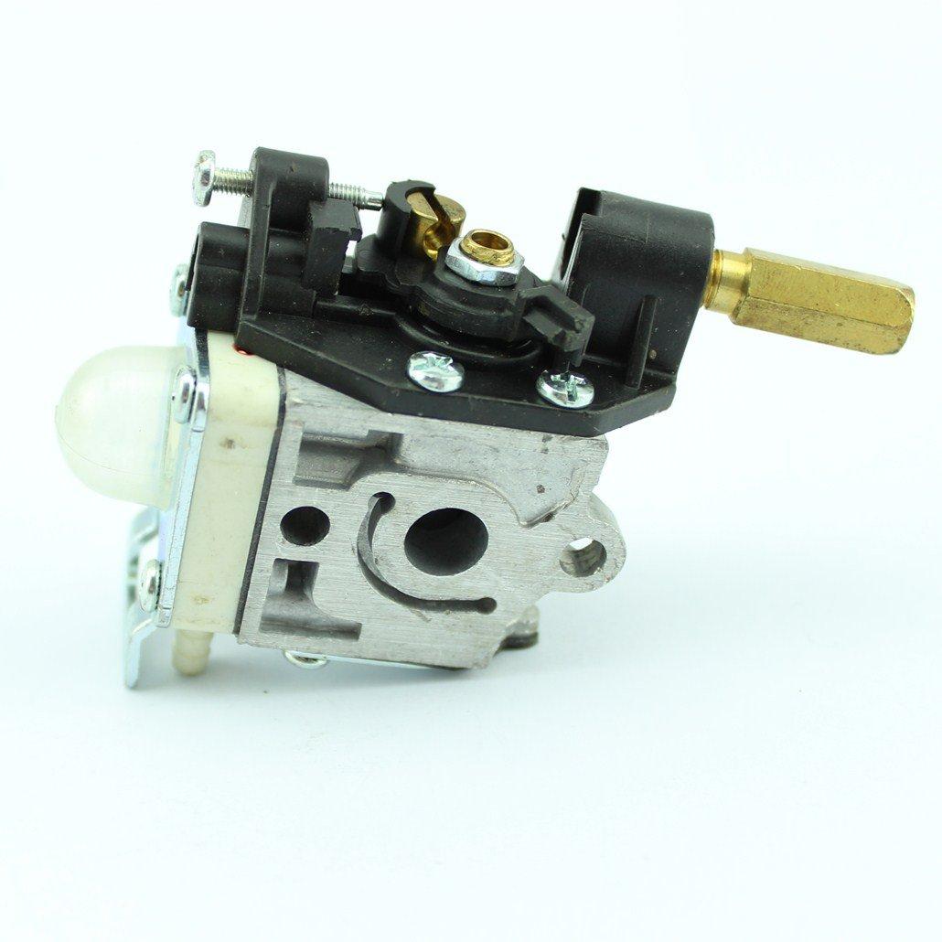 QAZAKY Carburetor Carb for Zama RB-K70A RB-K66A RB-K66B Echo GT-230 HC-150 HC-160 HC-180 HC-200 HCR-150 PAS-230 PE-200 PE-230 PPF-210 PPF-211 PPT-230 PPT-231 SHC-210 SHC-211 SRM-210 SRM-211 SRM-230