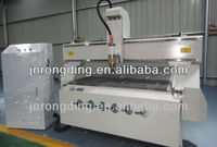 4 axis cnc router / cnc milling machine / engraving machine with rotary axis & 3d scanner