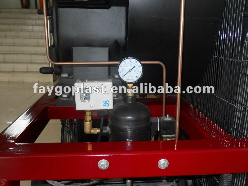 30~40 bar high pressure booster air compressor for blowing machine