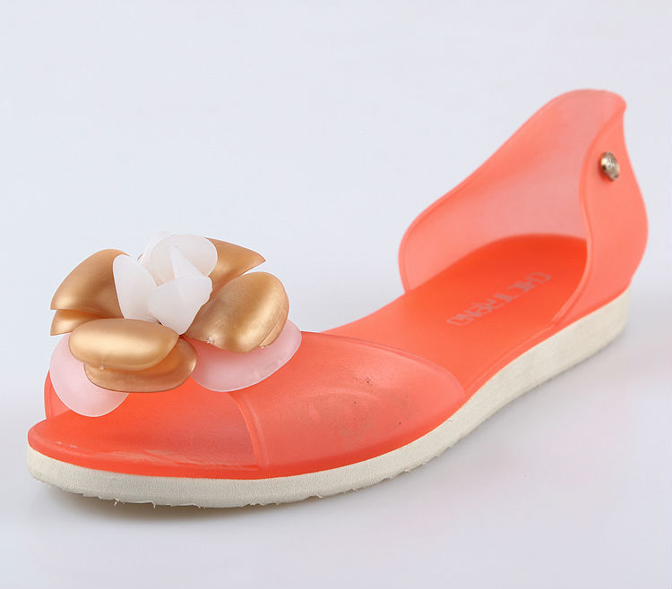 Ladies Colorful Candy Colour Flat Shoes Cheap Ladies Slippers ...