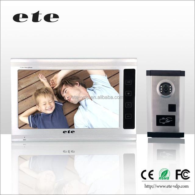 China Color Video Door Phone Monitor Wholesale Alibaba