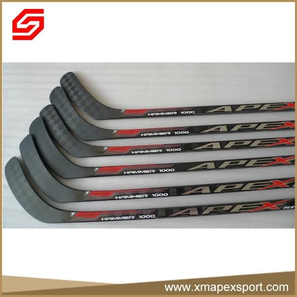 Hockey Stick Brands: Ice Hockey Sticks Manufacturer With Custom Logo Or Design