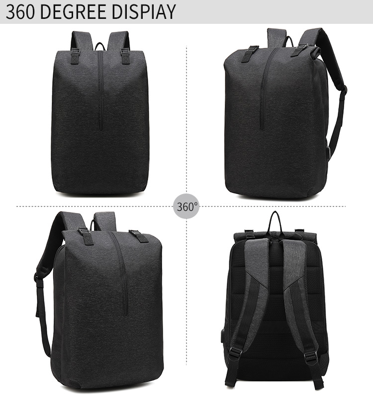 school bag backpack  business laptop anti theft mochilas waterproof with USB charge port durable travel backpack