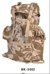 military waterproof backpack 70L desert camouflage back pack