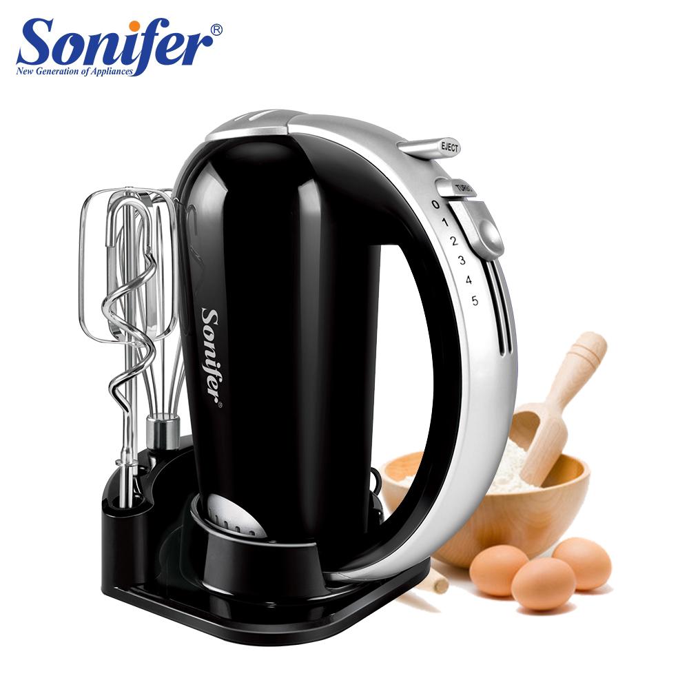Sonifer vente Chaude Multifonction 5 vitesses mélangeur à main pour main tenue avec turbo SF-7015