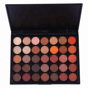 35 Colors Good Brand Big Eye Palette Makeup Artist Eyeshadow Palette