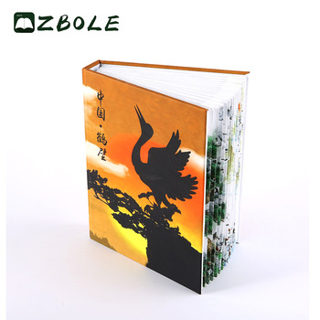 Innovative Decor Foldable Table Led Book Lamp for Reading