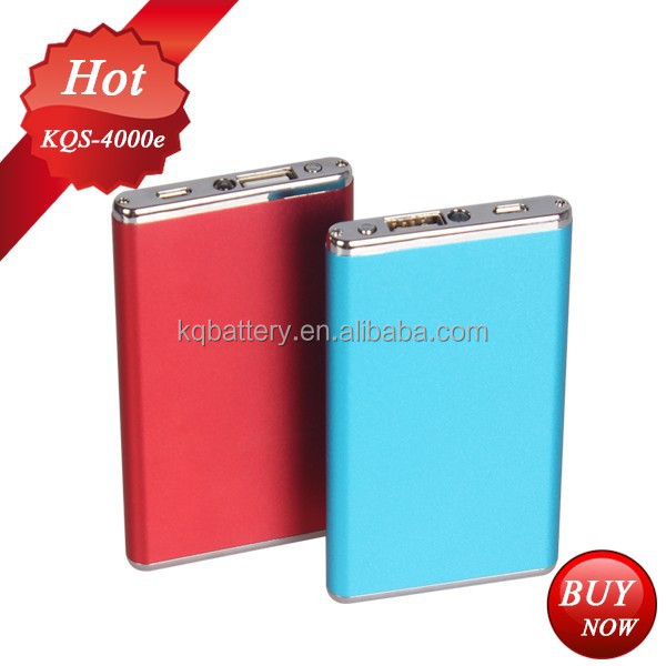 2015 ultra-thin 4000mAh , wifi mobile charger