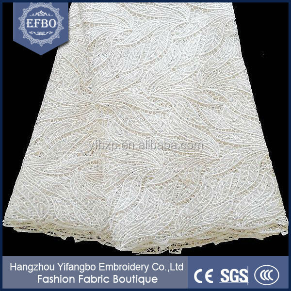 New Fashion Latest Cuopion Lace Fabric China / Free Samples Purple ...