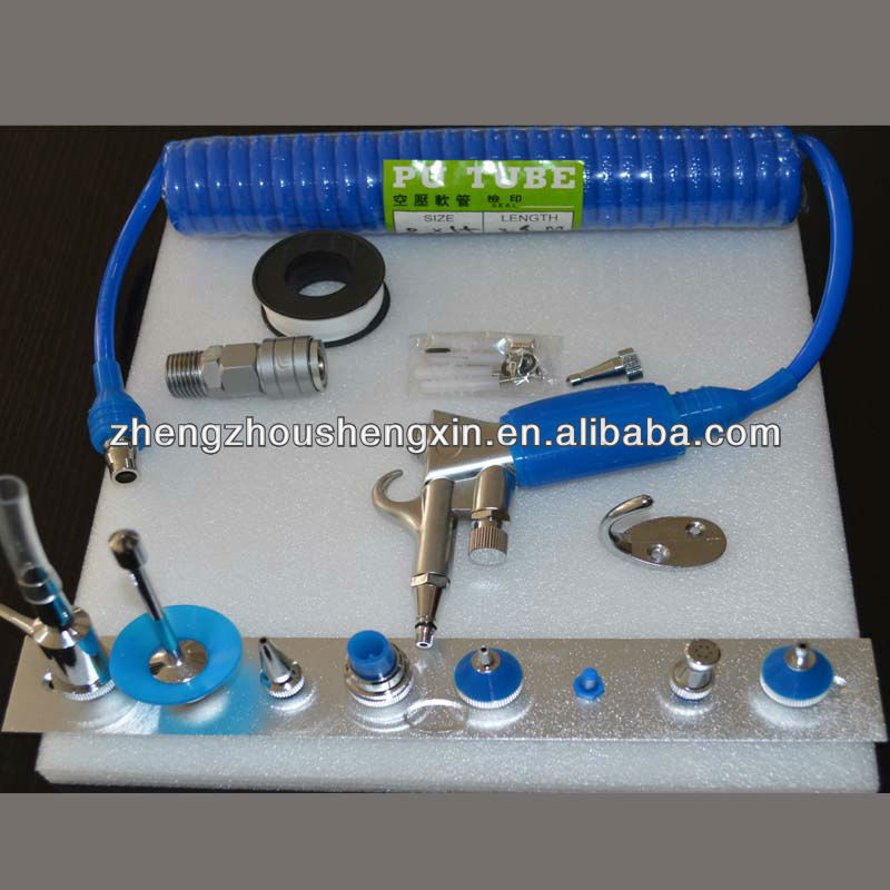 Medical high pressure spray gun/tank washing gun/medical spray gun