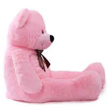 100 <span class=keywords><strong>cm</strong></span> Rosa Giant Teddy Bear Big Farcito Peluche unstuffed pelli di animali in vendita