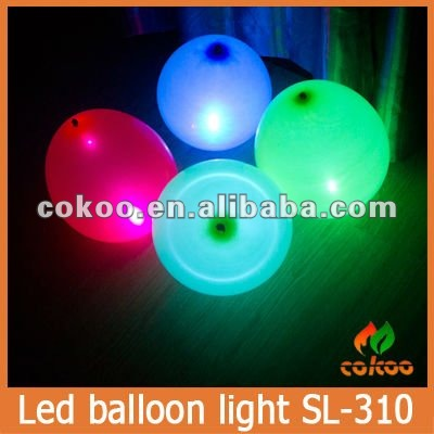 Glowing In The Dark Wedding Decoration High Quality Ballon Led Flashing Baloon With Flashing Led Balloons Lights
