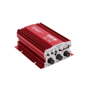 kinter MA-700 hifi class ab 12v digital audio car amplifier colourful car amplifiers with sd/fm