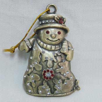 Vintage Antique Snowman Metal Christmas Tree Ornament P120062a Buy Metal Snowman Christmas Ornaments Metal Christmas Ornament Christmas Snowman