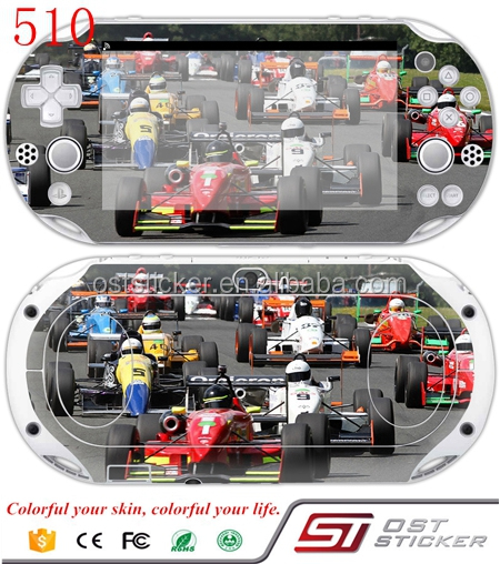 Cool Car Vinly Decal Skin Cover For PS Vita 2000 Game Console Sticker