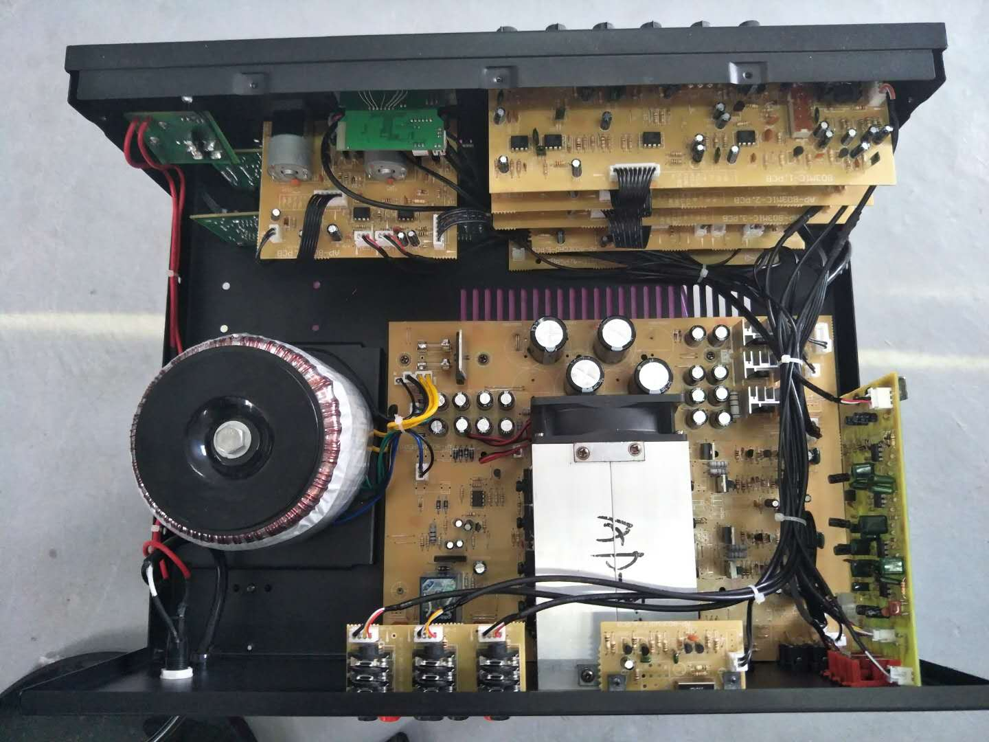 China Logarithmic Amplifier Fast Manufacturers And Suppliers On